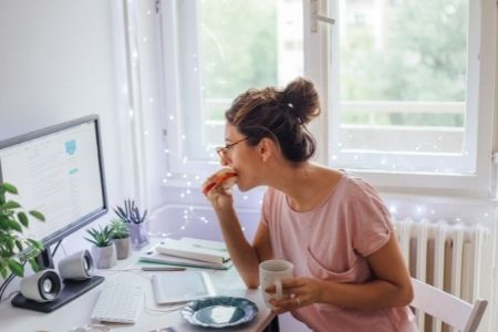 How to manage your home office time