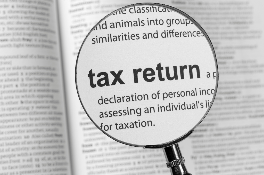 Federal Tax Return